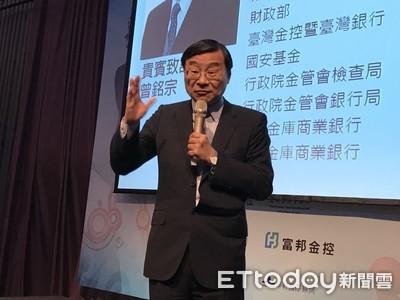 立委曾銘宗今公開反對 金控首次參股比例調降到10%