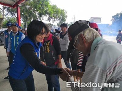 饒慶鈴南迴謝票 強調讓鄉親有感