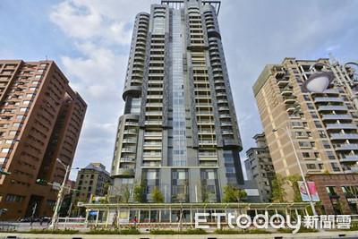「勤美璞真」樓中樓 9.5億元刷新豪宅總價?
