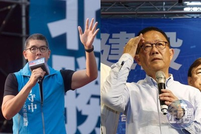 連勝文:黨不能讓丁守中孤軍奮戰