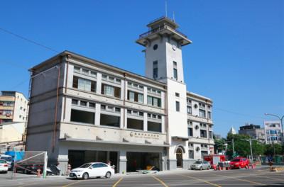 80年老消防局古蹟年底開放參展