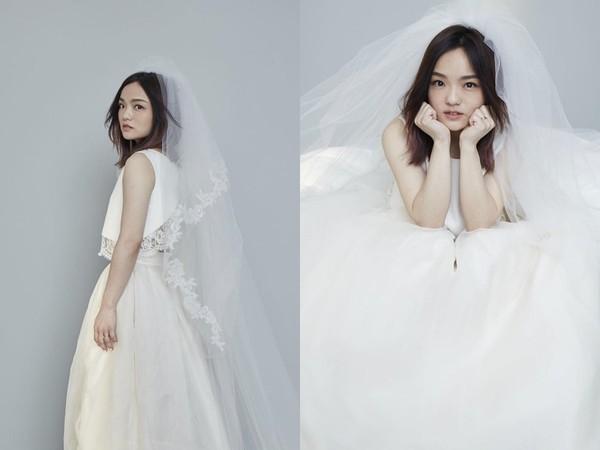 ▲▼徐佳瑩也曬出和比爾賈搞怪,還沒公開的其他婚紗照。(圖/翻攝自徐佳瑩Instagram)