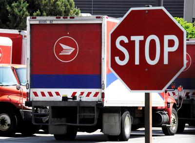 郵政罷工!加拿大火速立法強制復工