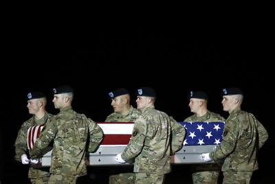 3美軍隊員在阿富汗被炸死 塔利班幹的