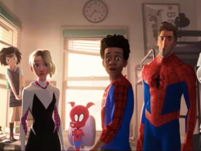 《蜘蛛人:新宇宙》還沒上就要拍續集