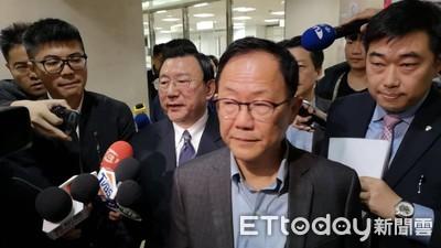 郝龍斌:有瑕疵的選舉結果誰能接受?