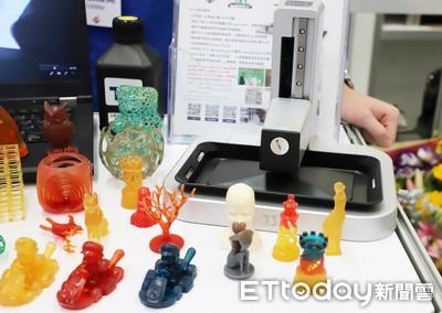 研發手機3D列印 台科大團隊獲獎
