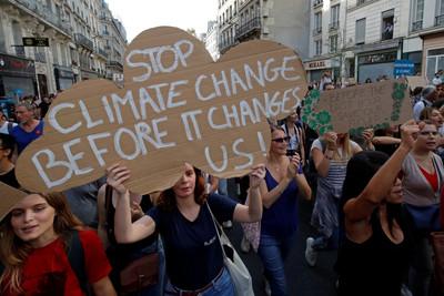 碳排放量4年首升高 2030年恐升溫超過2度