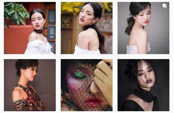 ▲韓冰IG曝光,模特兒照片被讚超美。(圖/翻攝韓冰IG)。