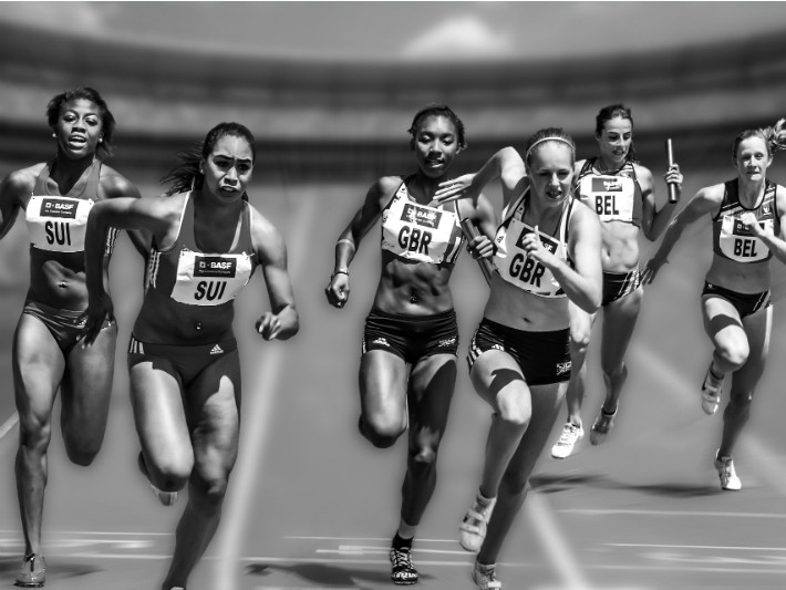▲▼競爭,賽跑,比賽。(圖/取自免費圖庫pixabay)