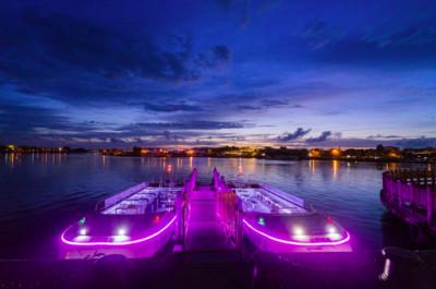 安平運河遊艇12月台南人半價優惠