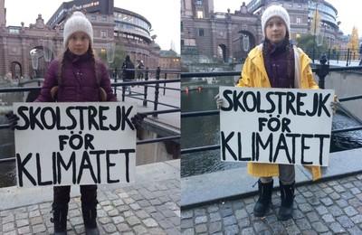 她罷課拯救氣候變遷 竟嗆多讀書
