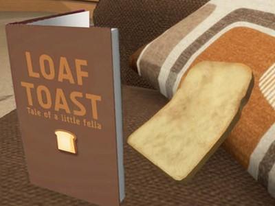 最瞎遊戲「麵包模擬器」世界紀錄!傳奇6分鐘...把自己烤成熱吐司