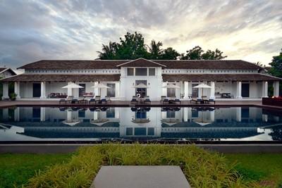 龍坡邦索菲特評為寮國最浪漫酒店
