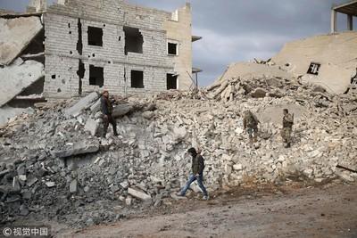 敘仍有1.5萬武裝份子 俄願幫忙剿滅