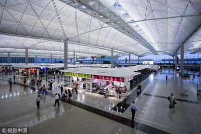 香港國際機場連10次世界十佳機場登冠