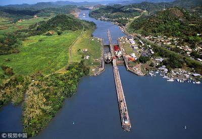 中企獲得巴拿馬運河四橋工程合約