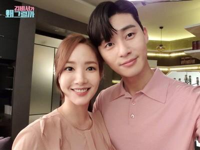 韓票選最受歡迎「螢幕情侶」!