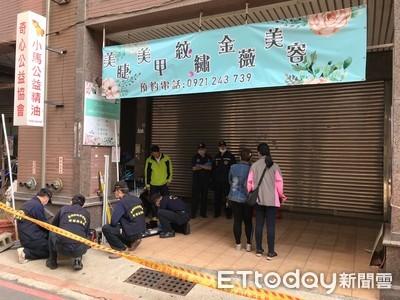台南傳槍響 美甲店遭人槍擊