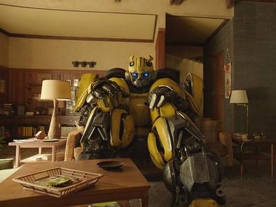 無雷/《大黃蜂》救了變形金剛宇宙!