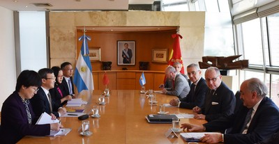 習將到訪阿根廷 兩國關係密切