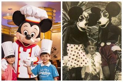 米奇的黑歷史...迪士尼成恐怖電影!