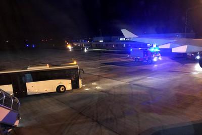 梅克爾座機出包 趕不上G20開幕