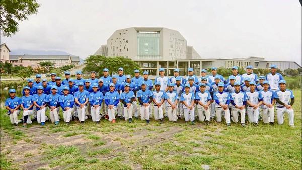 ▲國立台東大學棒球隊。(圖/取自於台東大學棒球隊臉書粉專)