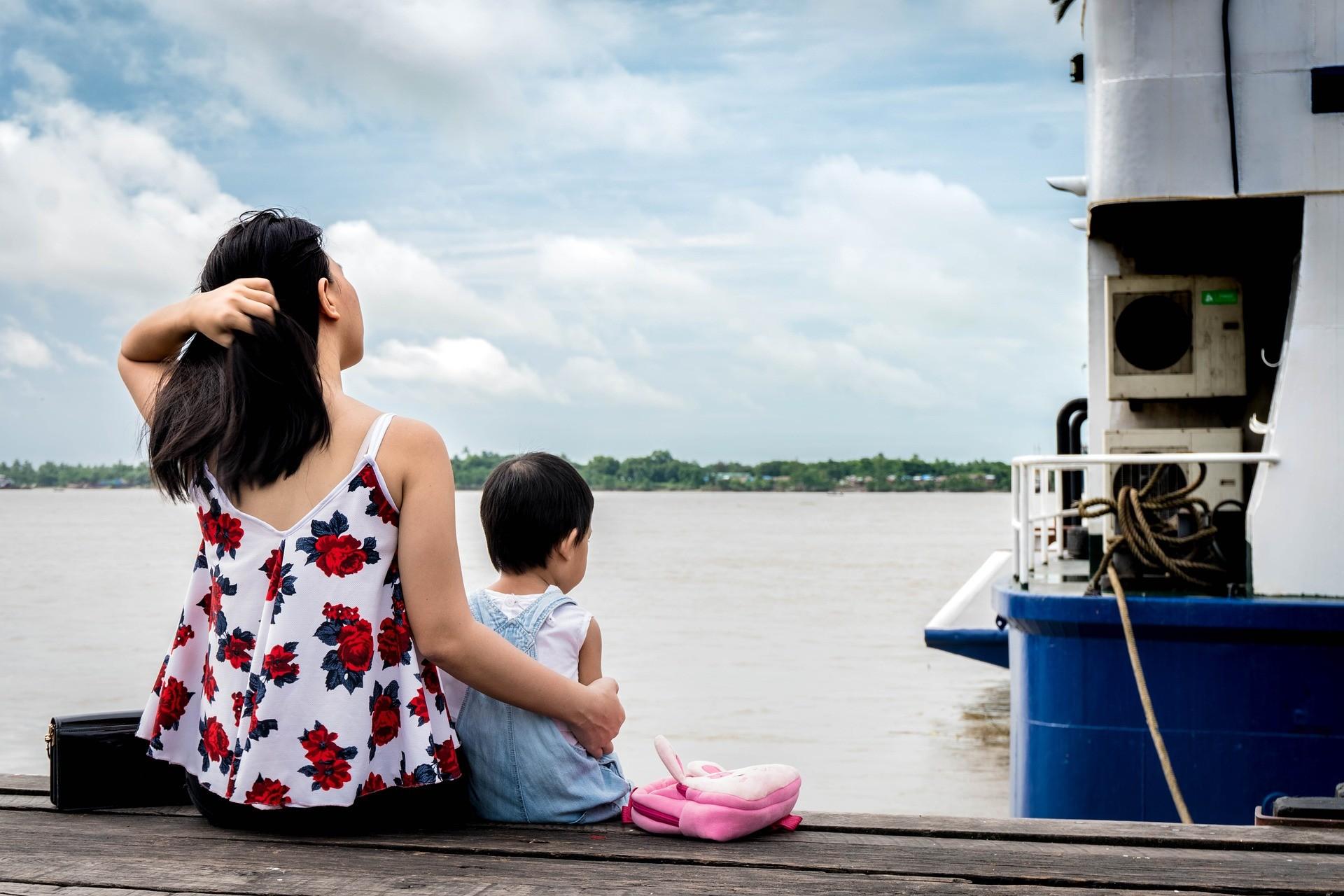▲▼母子、母女、孩子、小孩、幼兒、兒子、育兒·親子、父母、家長。(圖/取自pixabay)