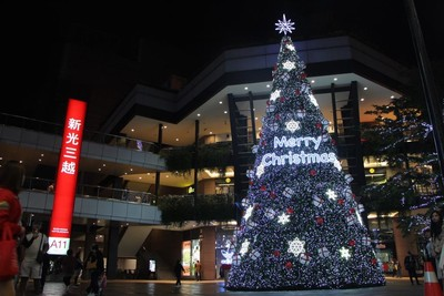 6大殺底片聖誕景點就在信義區