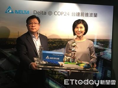 台達電鄭安:能源轉型欲速則不達