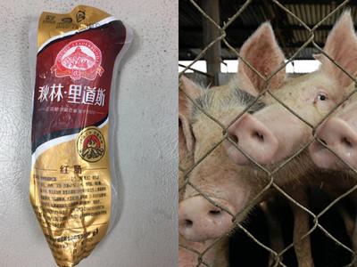 帶疫區肉品入境 3個月罰293件