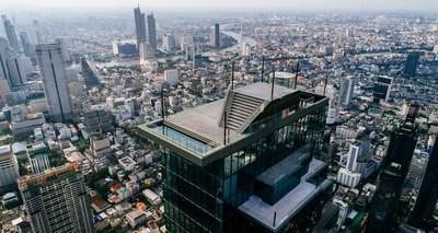 讓你腿軟的曼谷78樓玻璃觀步道