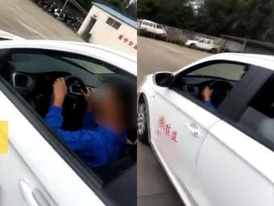 放男童開車拍抖音!媽媽嗆聲被打臉超療癒
