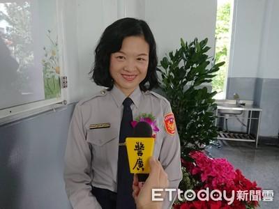 守護屏鵝公路 女警官廖舜惠獲獎