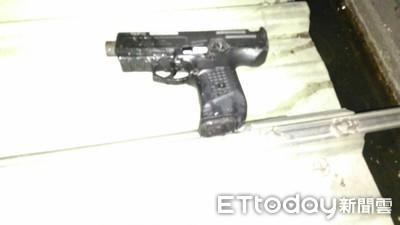 槍擊釀4傷 開槍嫌交代槍枝藏匿處