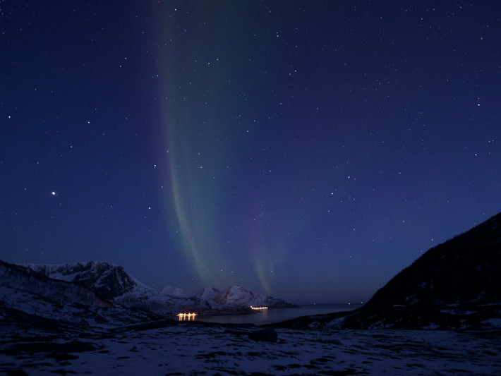 ▲▼北極星。(圖/取自免費圖庫pixabay)