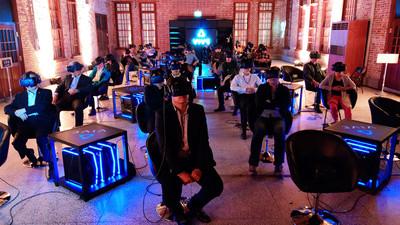 HTC攜金獎導演推《5x1》VR電影