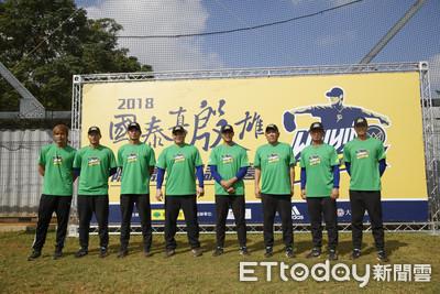 陳偉殷訓練營教練兼備 獨缺現役野手