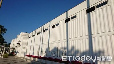 除役貨櫃再生 台塑打造樂活園區