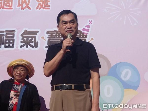 ▼台北市副市長鄧家基(圖/記者蔣婕妤攝)