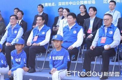 特派現場/打球不聊政治 北京對台交流更細膩