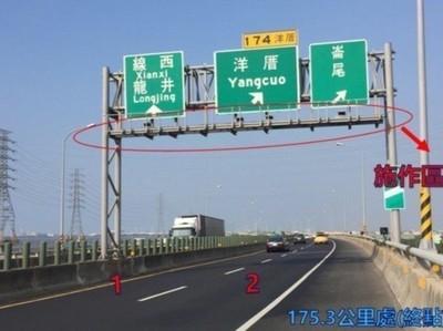 台61線西濱彰化段「區間測速」明年實施