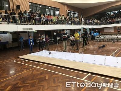 全國創意智能機器人主題競賽 462隊參與