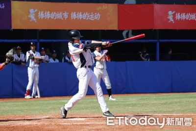 去年開眼界 宋奇軒走北京棒球路