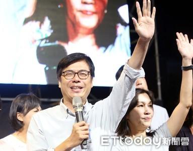 陳其邁考慮選黨主席 綠委都讚好
