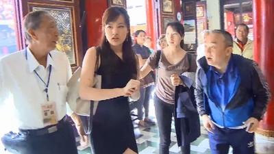 行銷創意專家 潘恆旭接觀光局長