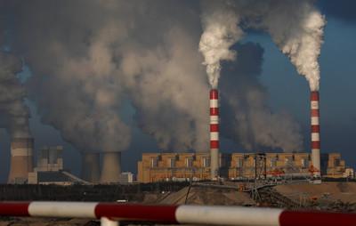 全球碳排放成長創7年新高
