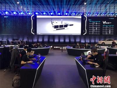 國際CTF大賽 台灣217戰隊摘亞軍