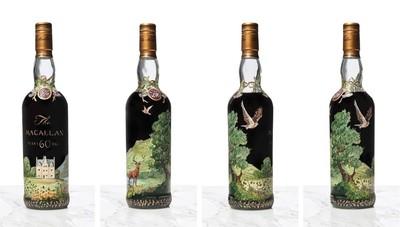 威士忌以4718萬元成交價拍出!